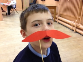 Moustache(Affordances)